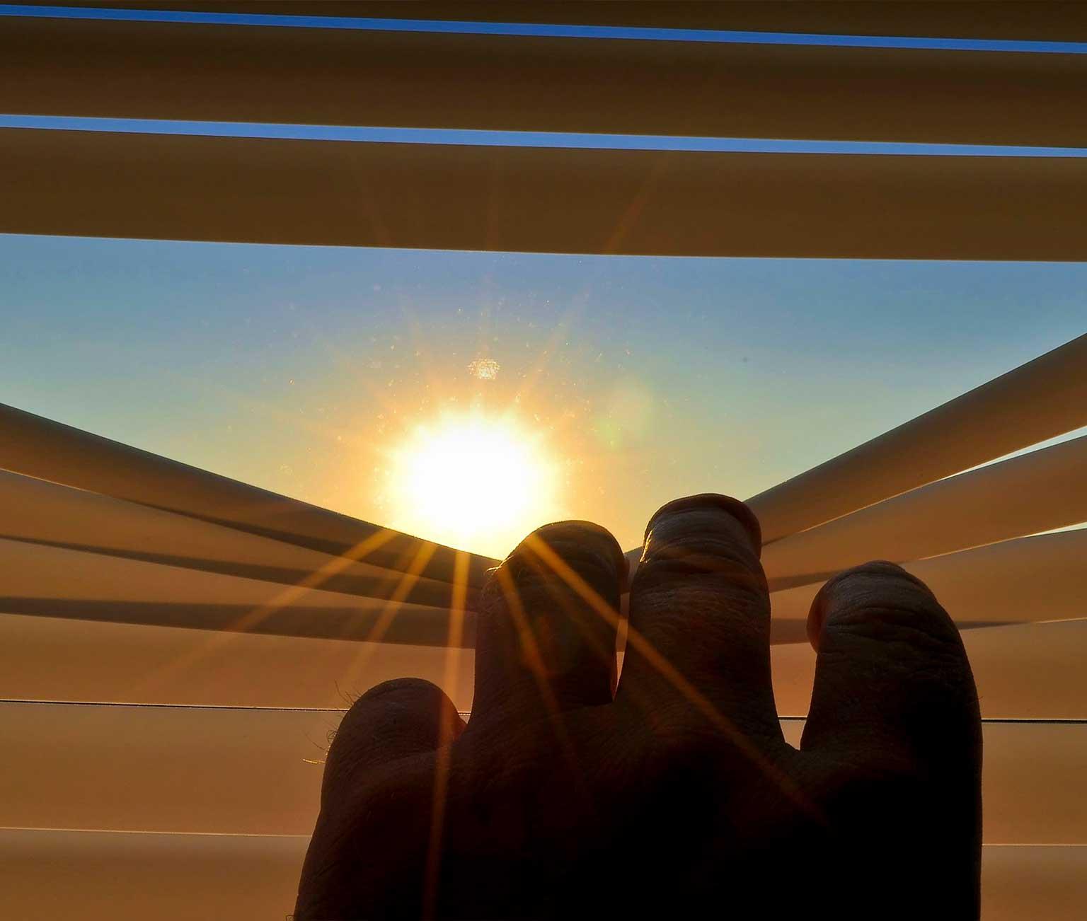 Sonnenschutz von Wimmer Bauelemente